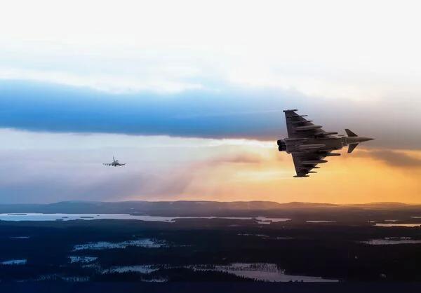 Finlande : Nouvelle proposition du consortium Eurofighter