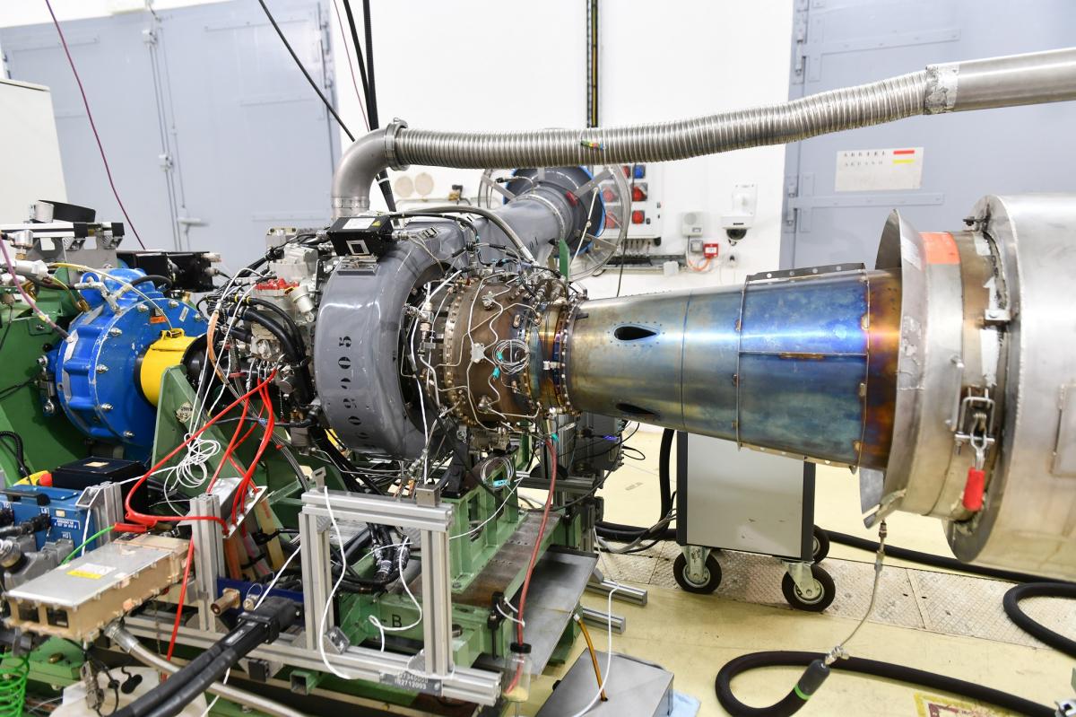 Biocarburants: Safran Helicopter Engines les utilise sur ses bancs d'essais