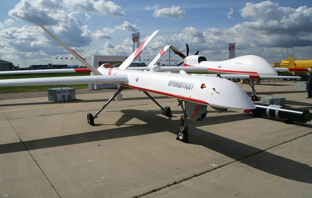Arménie: Moscou sur le point de fournir un drone stratégique