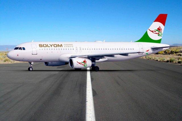 Solyom Airways veut prendre la relève de Malev