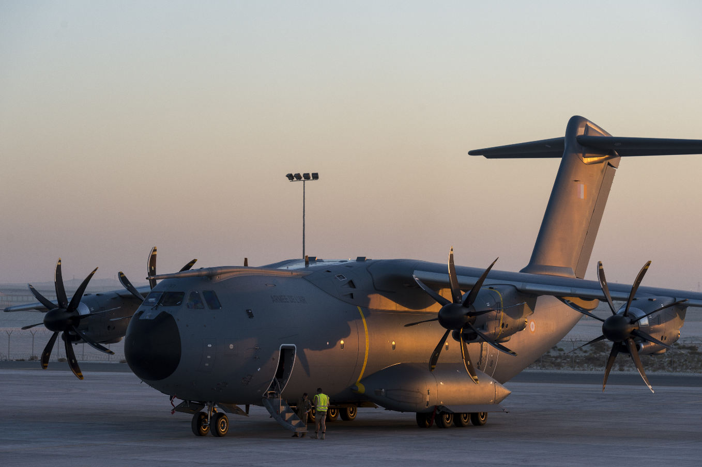 Un A400M de plus pour l'armée de l'air
