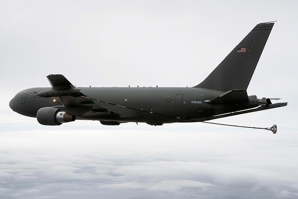 Un deuxième ravitailleur Boeing KC-46A pour le Japon