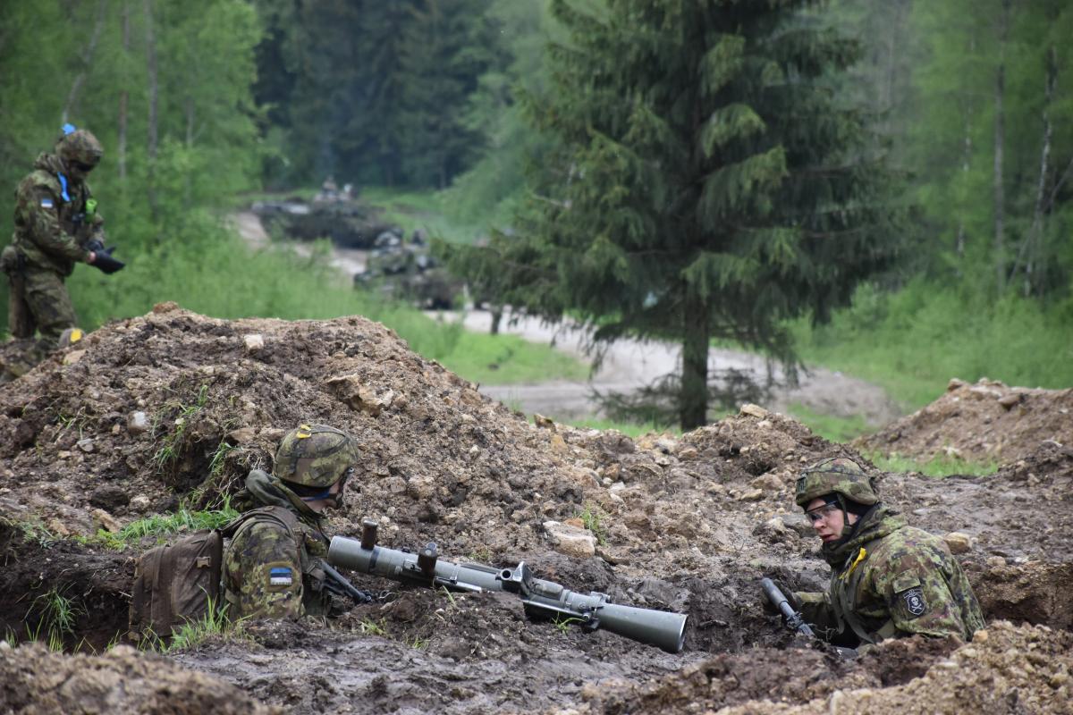 Défense : l'Estonie recherche des missiles antinavires