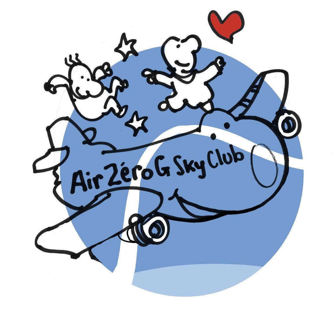 Création du Air Zero G Sky Club