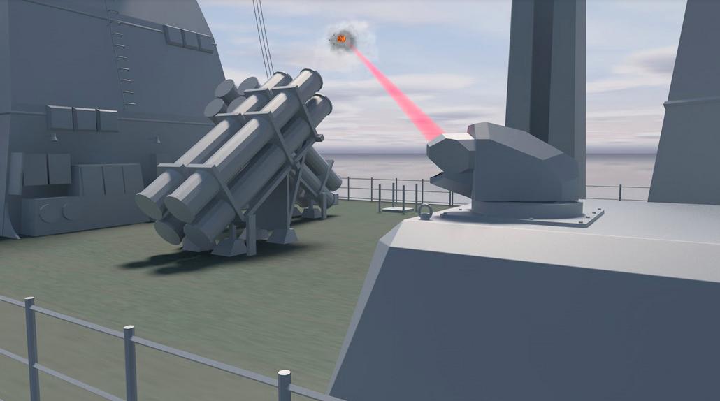 MBDA s'associe avec Rheinmetall pour développer un système laser
