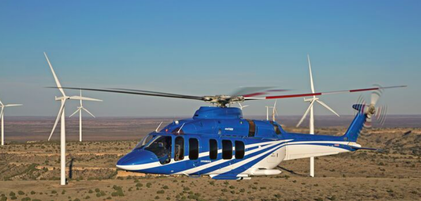 Le Bell 525 proche de la certification FAA