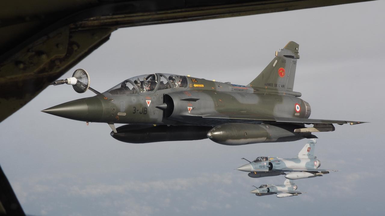 Commande de la rénovation à mi-vie des Mirage 2000D