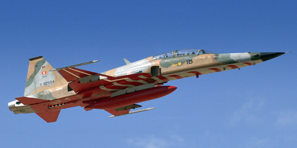 Tunisie : Quel appareil pour remplacer les F-5 ?
