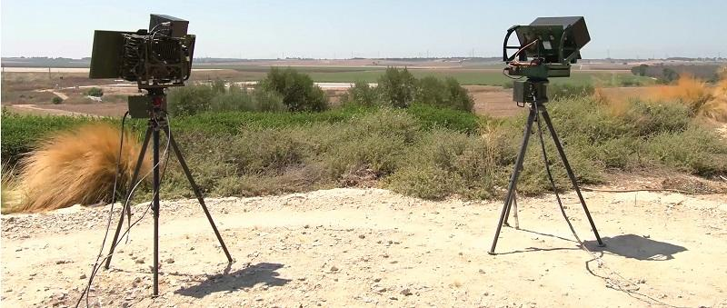 IAI développe les capacités de son système anti-drones Drone Guard