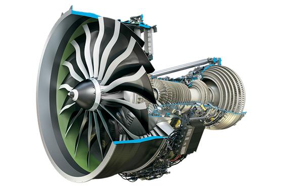 Dedienne Aerospace sur le moteur GE9X