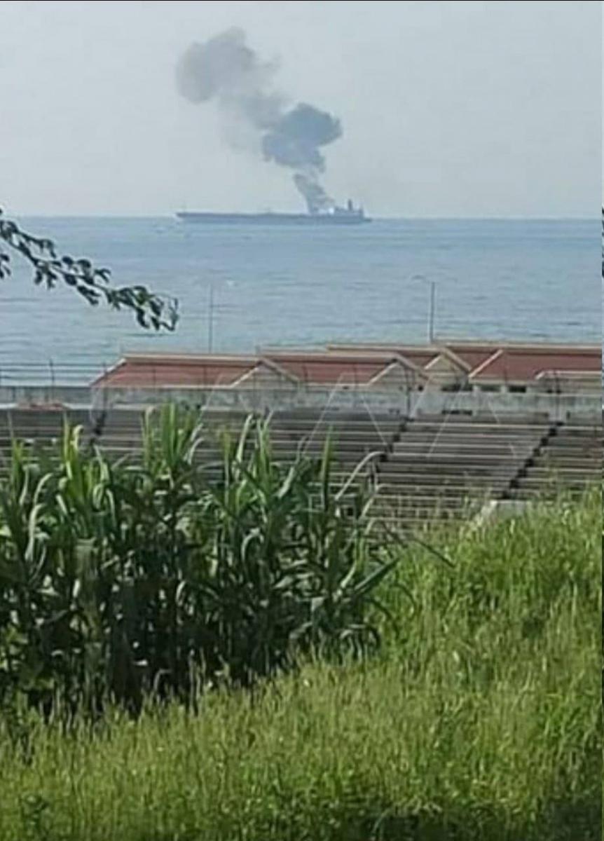 Syrie : Attaque d'un drone suicide israélien sur un tanker en Syrie ?
