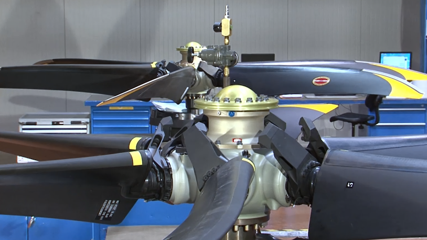 Collins Aerospace lance un nouveau centre d'excellence hélices à Figeac