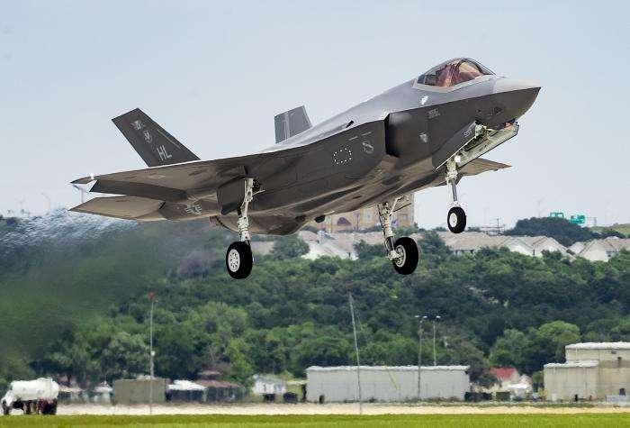 Lockheed Martin livre le 400ème F-35