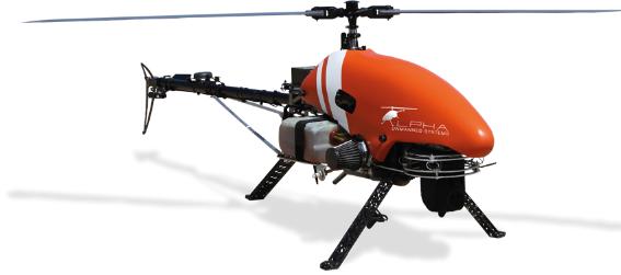 Des drones Alpha 800 pour les forces armées espagnoles