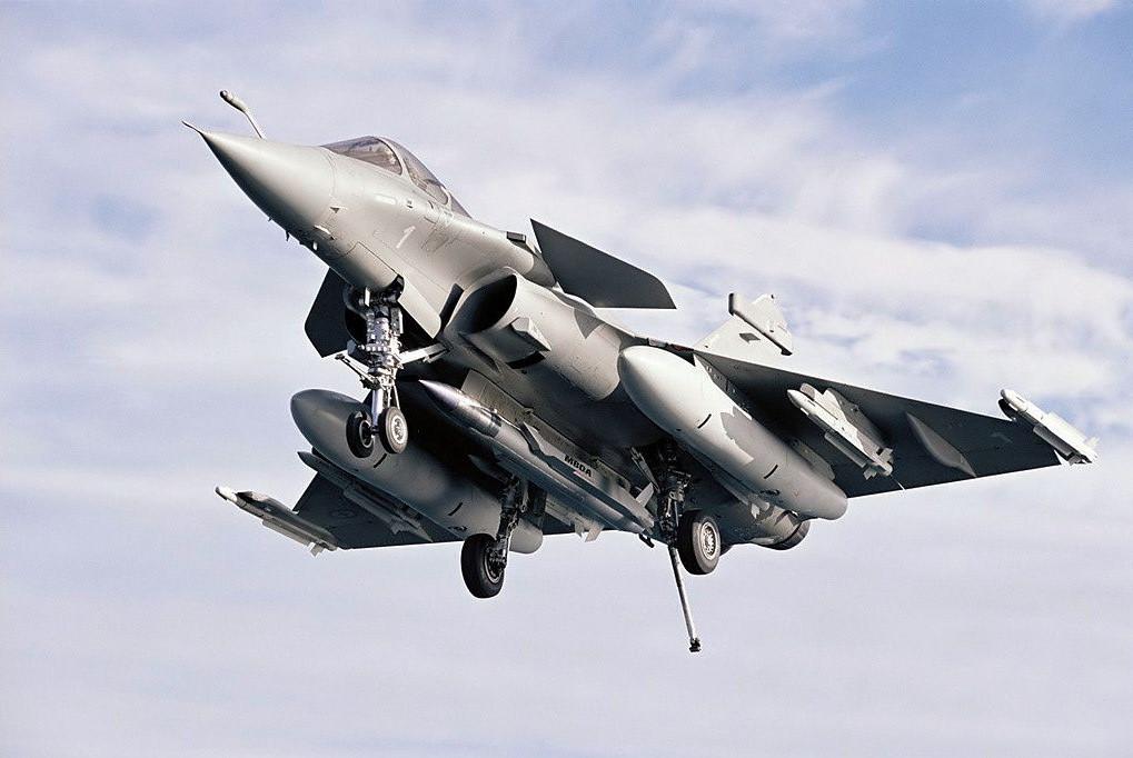 Les atouts des Rafale Marine pour l'opération Chammal