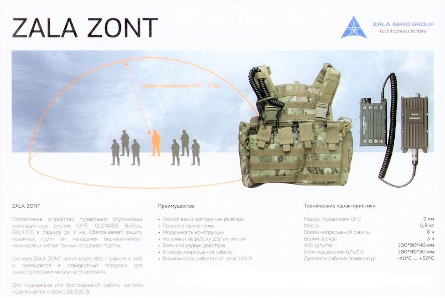 Le gilet anti-drones des Spetsnaz