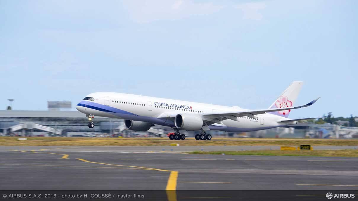 L'eX3 de Panasonic pour les A350 d'Air China
