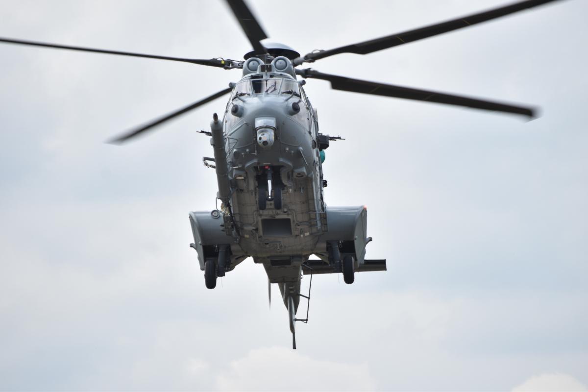 La trame hélicoptères au menu du ministère des Armées