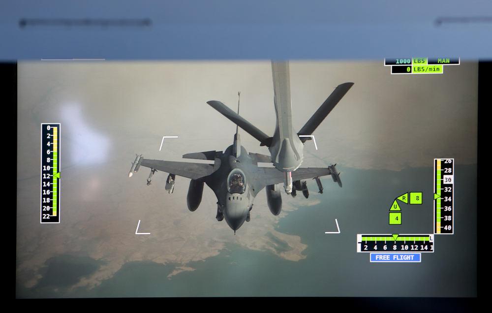 """Australie : Le KC-30A utilise son """"boom"""" en opération pour la première fois"""