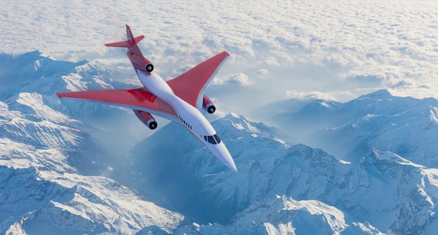Hypersonique : La Nasa signe avec Aerion et GE
