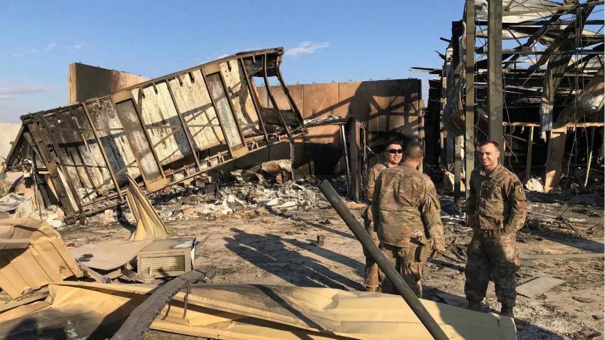 Défense : riposte américaine dans la zone irako-syrienne