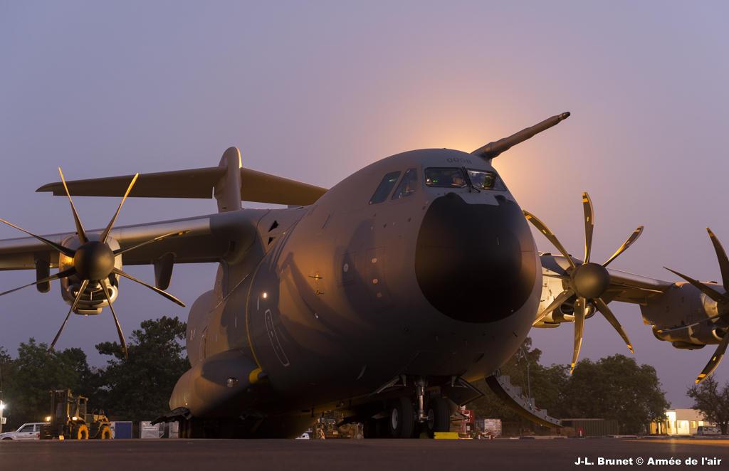 Un troisième A400M pour l'armée de l'Air