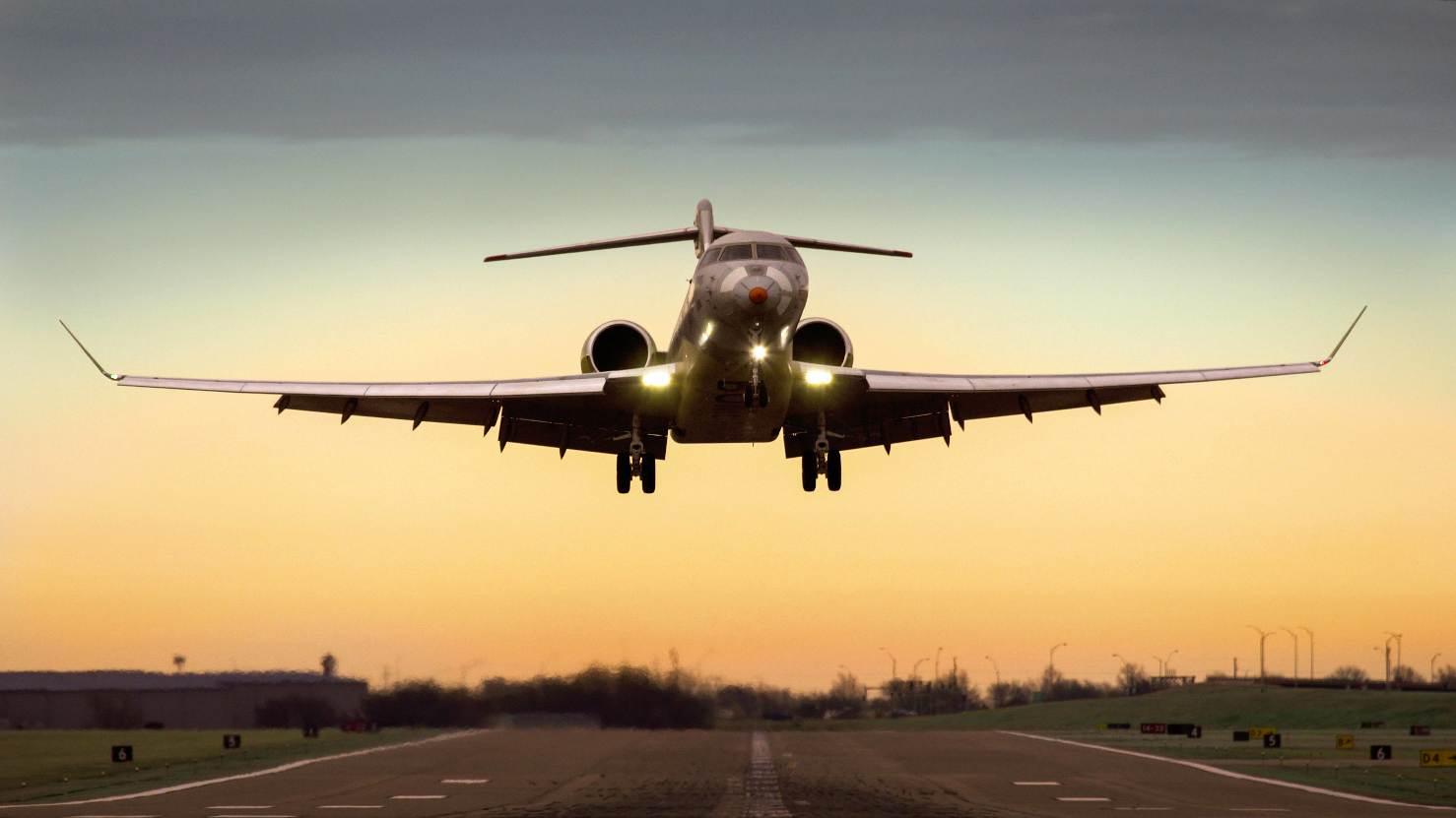 Mach 0,995 pour le Global 7000
