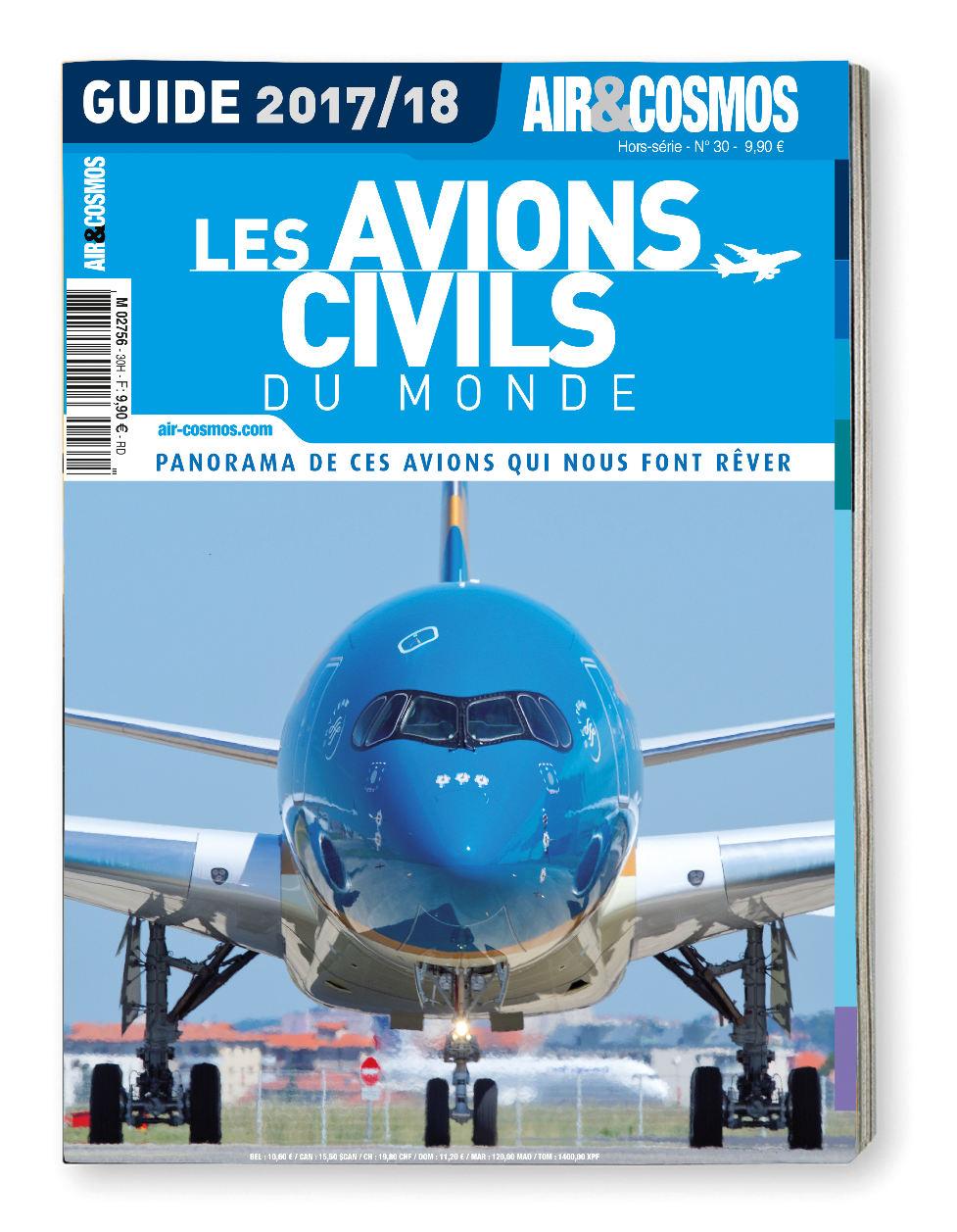 Un Hors Série dédié aux avions civils