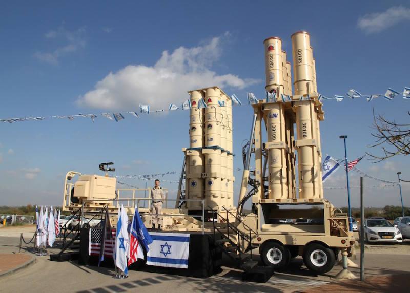 Israël: le système Arrow 3 opérationnel