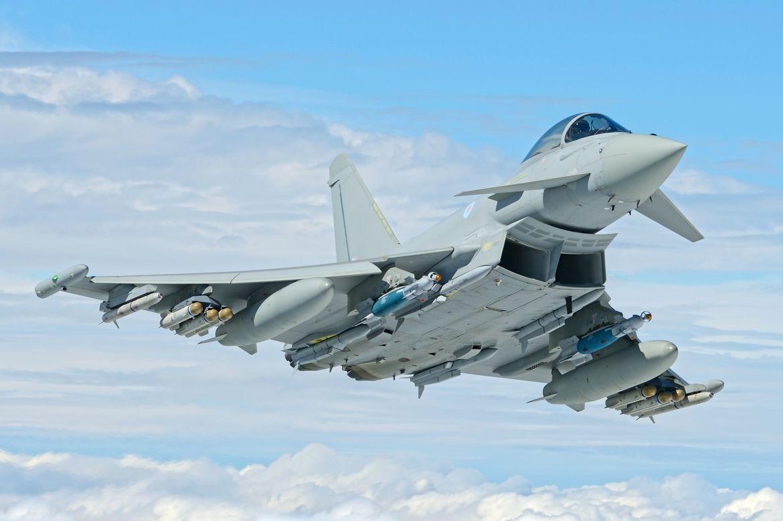 Trois Eurofighter perdus en un mois