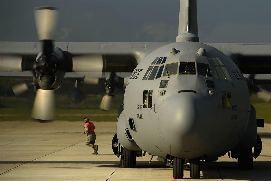 Début de la modernisation des moteurs des C-130H de l'USAF