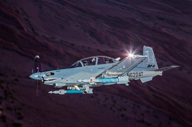 US Air Force : un appel d'offre pour un avion léger en fin d'année