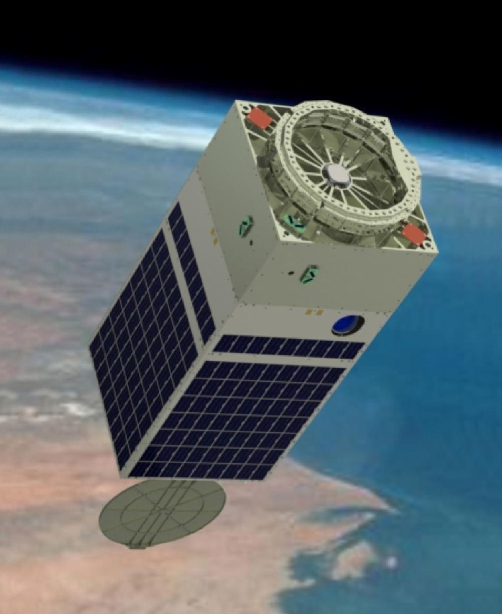 Kestrel Eye : un micro satellite pour l'US Army