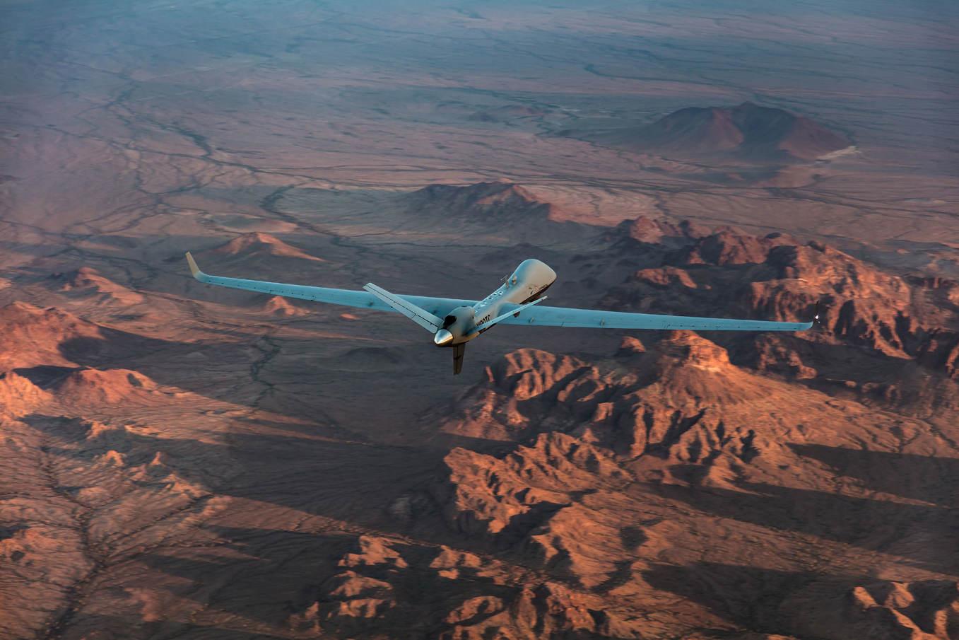 Les Etats-Unis et Israël se disputent le marché des drones militaires