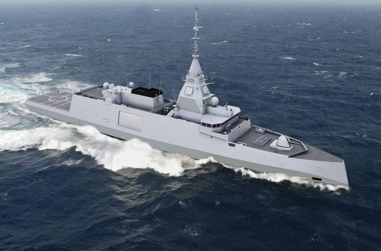 Thales équipera les frégates de la marine nationale