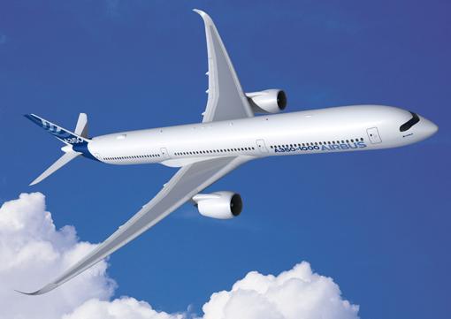 Airbus A350-1000 : une première livraison pour la fin 2017