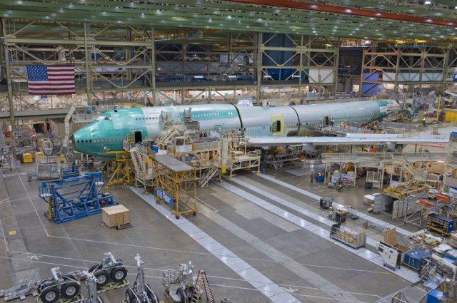 Boeing estime possible d'arrêter la production du Boeing 747