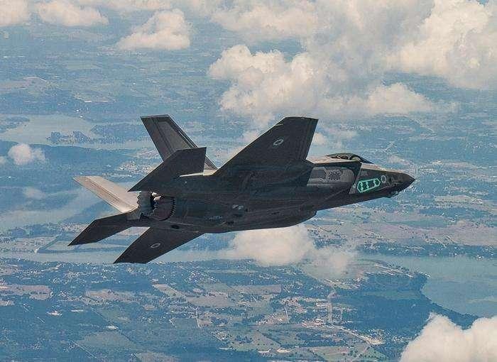 Israel orders 17 more F-35As