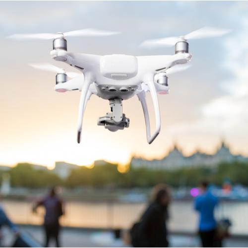 Coronavirus: une source d'inspiration pour l'industrie des drones?