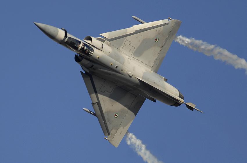 Un Mirage 2000-9 émirien s'écrase au Yémen