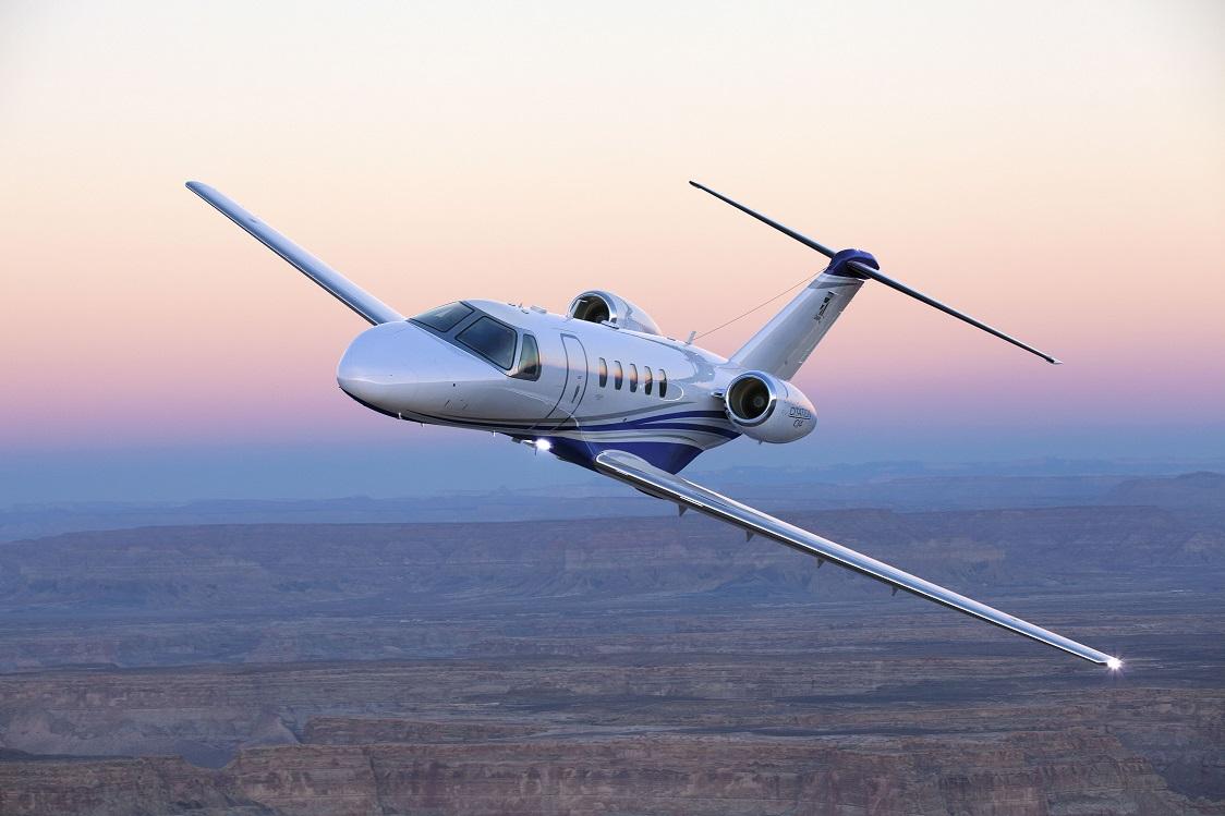 MRO : Textron Aviation choisit le service Cassiopée de Safran E&D