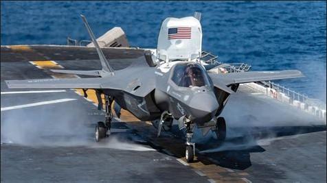 Etats-Unis/Japon: Déploiement de F-35B sur l'île de Kyushu