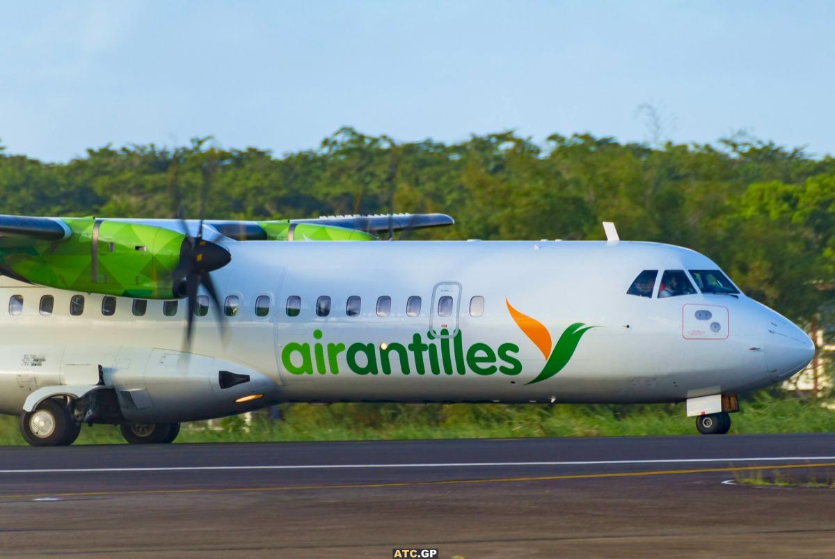 Avions cloués au sol : Air Antilles Express apporte des précisions