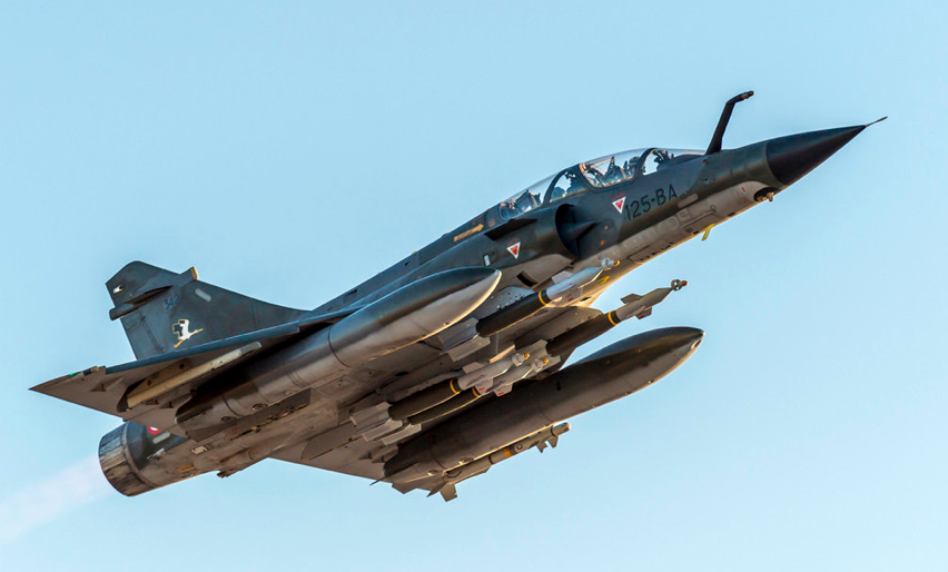 Chammal : La base aérienne projetée de Jordanie en quelques chiffres