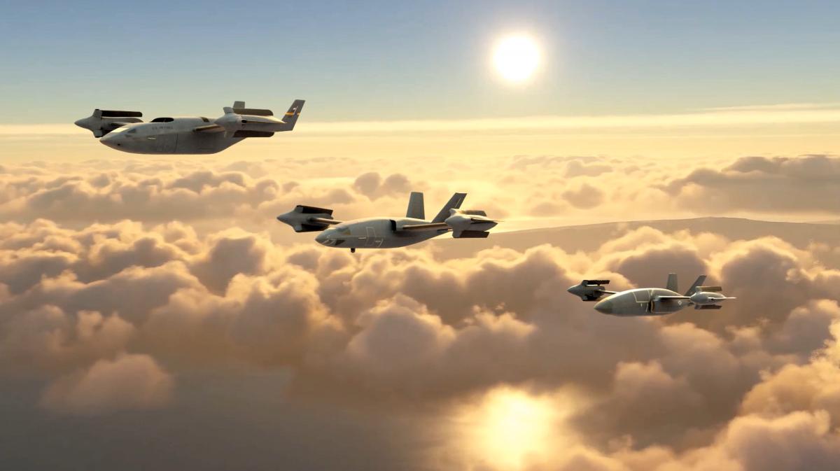 Bell dévoile de nouveaux concepts ADAV à grande vitesse pour des applications militaires