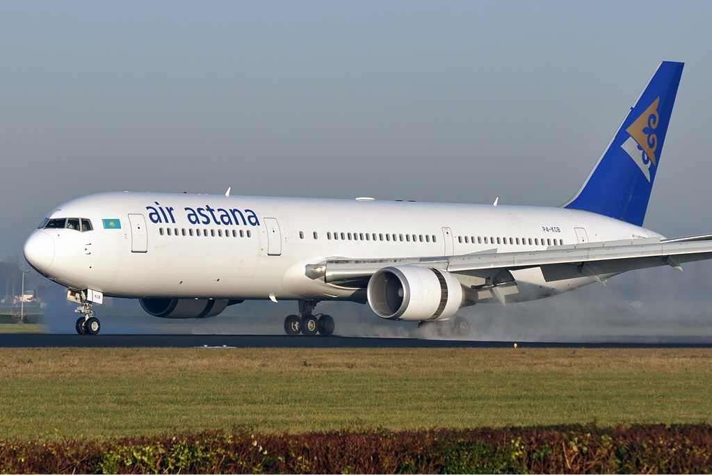 Dubai Airshow 2019 : Air Astana signe une lettre d'intention pour 30 Boeing 737 MAX 8