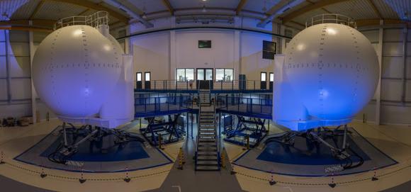 NH90 : modernisation de quatre simulateurs de mission