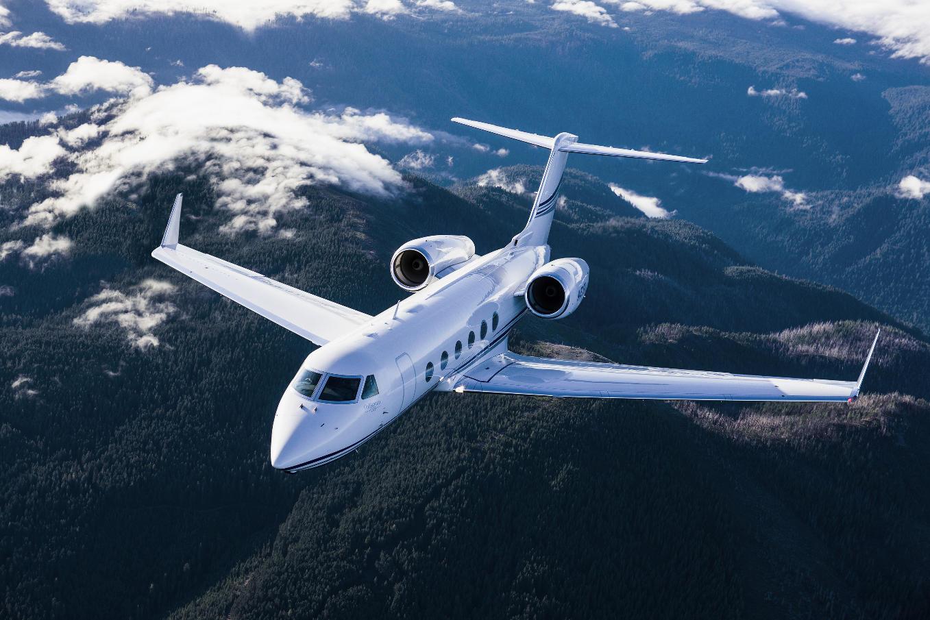 Et le Gulfstream G450 laissa la place au G500