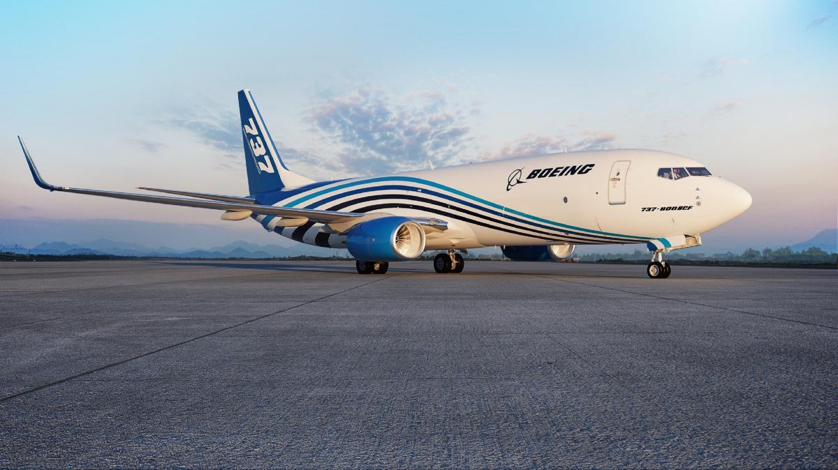 Le loueur BBAM reprend 12 Boeing 737-800BCF