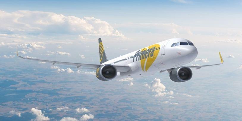 Primera Air launches transatlantic flights
